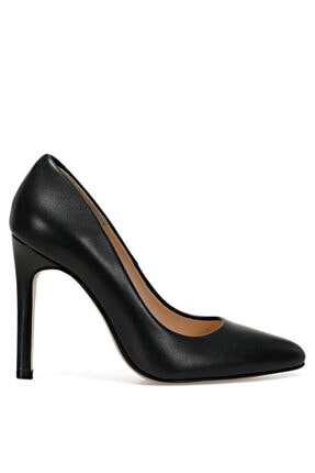 Nine West FRONTA Lacivert Kadın Hakiki Deri Topuklu Ayakkabı 100526433