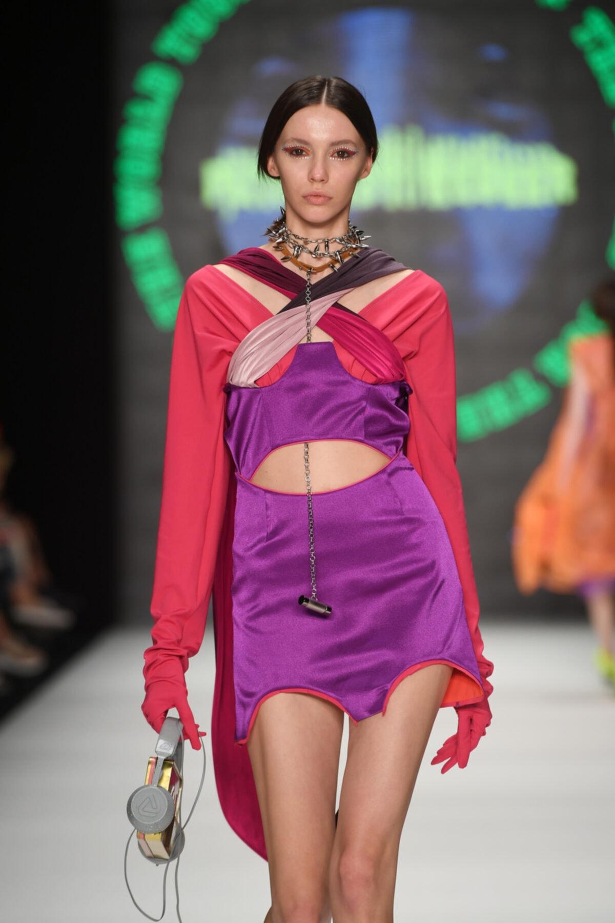 Futuristiklover Mini Elbise 1
