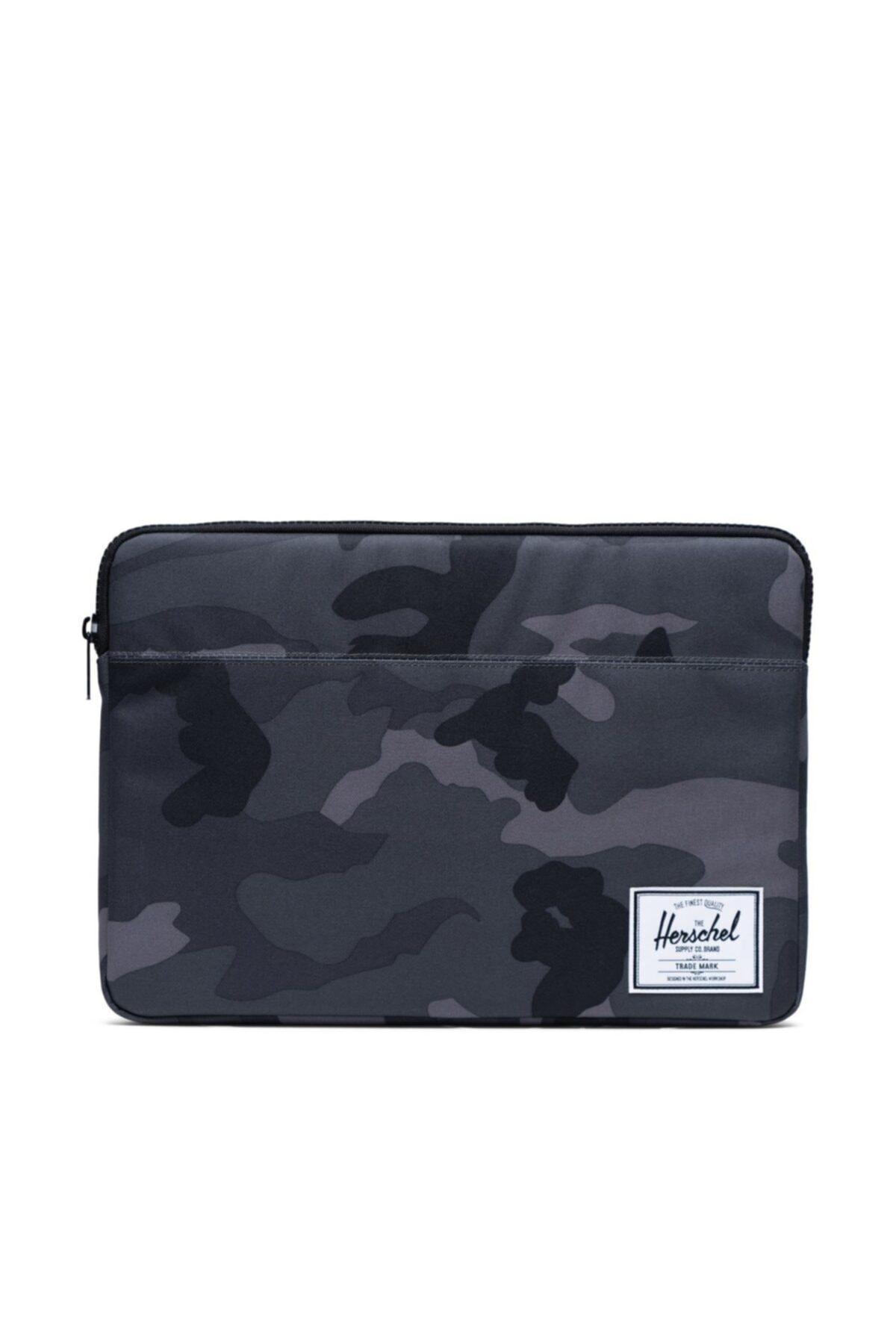Herschel Supply Co. Herschel Supply Laptop Kılıfı Anchor Sleeve For 15 Inch Macbook Night Camo 1