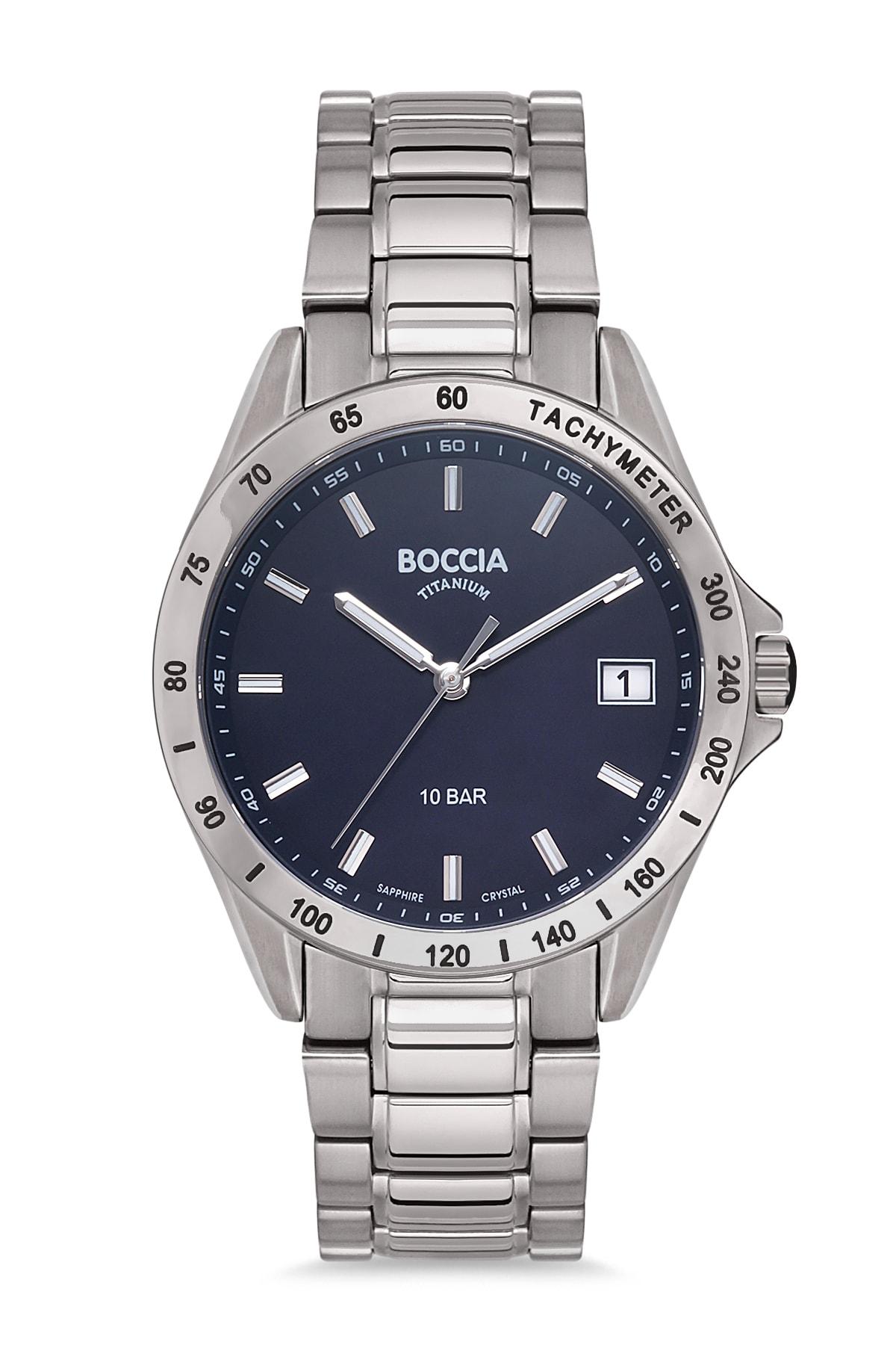 Boccia 3597-01 Erkek Kol Saati 1