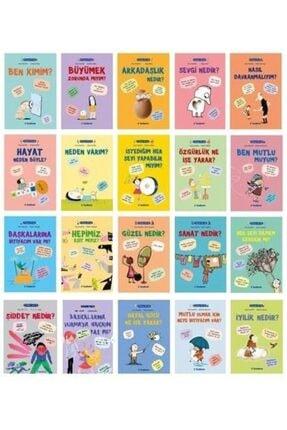 Tudem Yayınları Tudem Filozof Çocuk Seti 20 Kitap