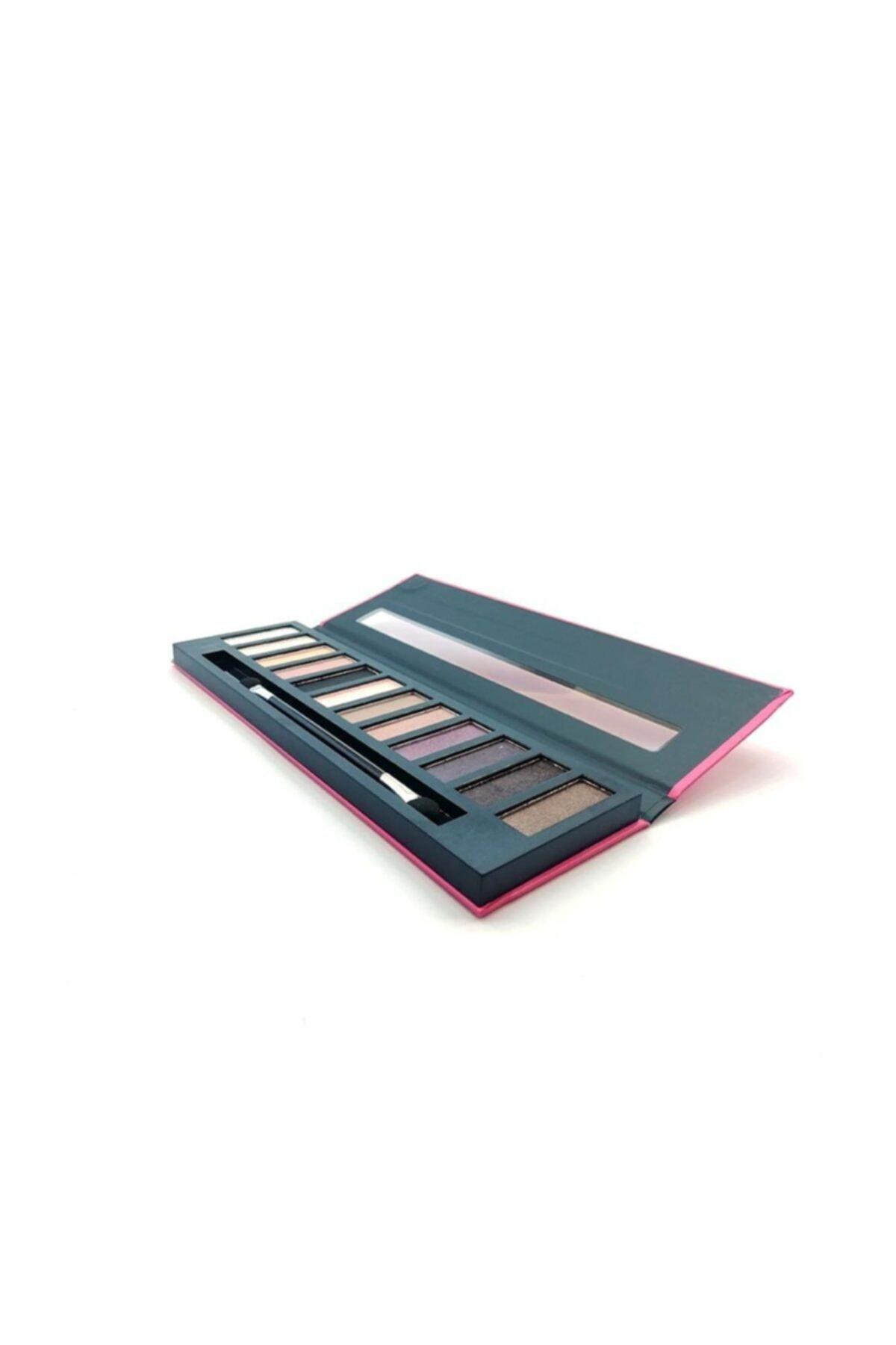 XP Nudes 4-12 Farklı Ton-eyeshadow Collection 1