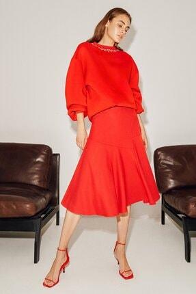 Koton Skirtly Yours Styled By Melis Agazat - Midi Etek