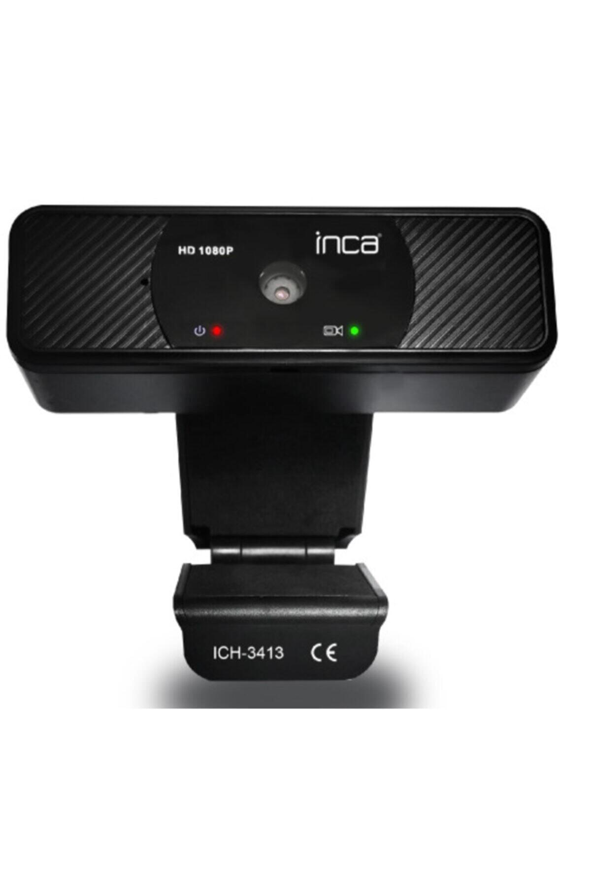 Inca Ich-3413 1080p Full Hd 2mp Pc Kamera Webcam 1
