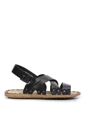 KEMAL TANCA Erkek Derı Sandalet Sandalet 733 1716 Erk Sndlt Y19