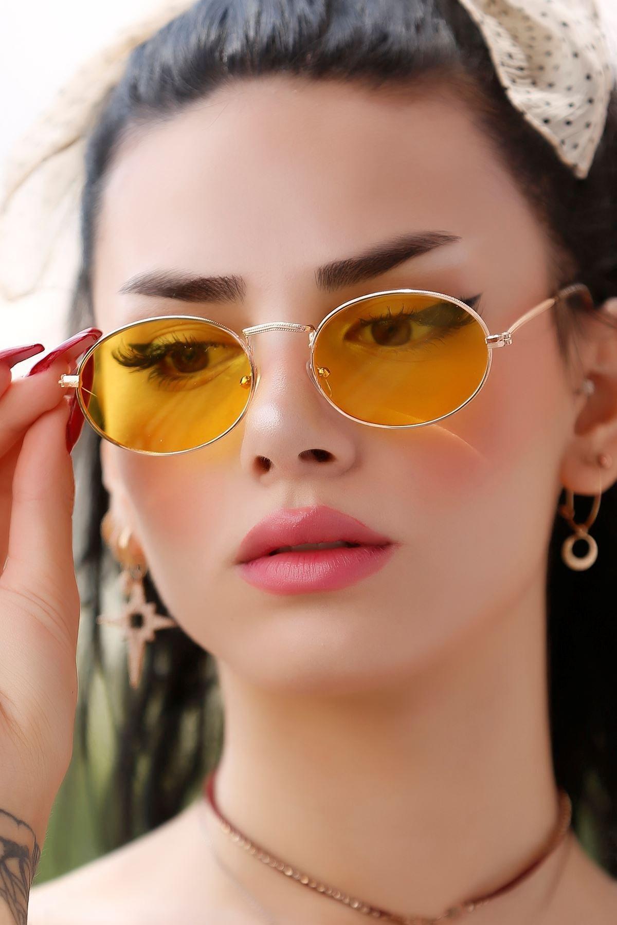 Haydigiy Gözlük Sarı - 4256.1100. 2
