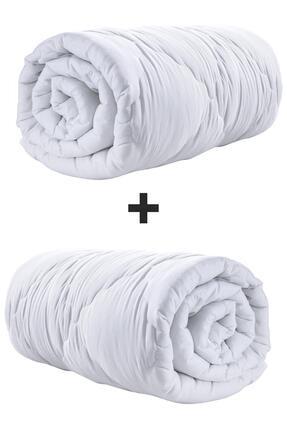 Zeynep Tekstil 2 Adet Çift Kişilik Silikon Yorgan
