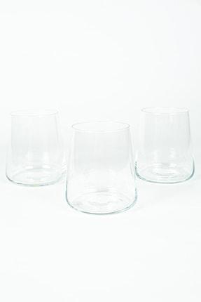 Rakle Avantgarde 3'lü Su Bardağı Seti 380 Cc