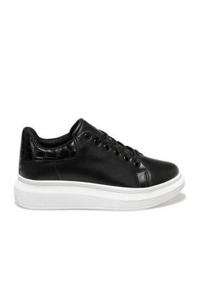 Butigo 20K-103 Siyah Kadın Havuz Taban Sneaker 100584426