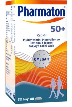 Pharmaton Sanofi 50 Plus 30 Kapsül