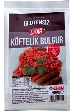 Dola Glutensiz Köftelik Bulgur
