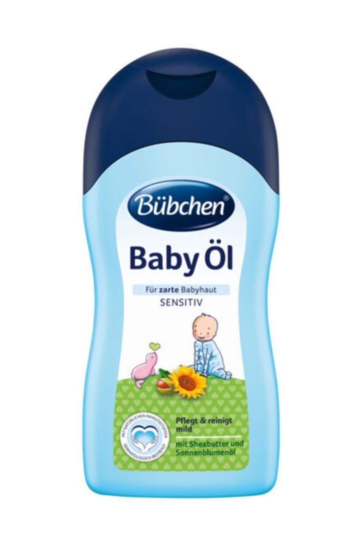 Bübchen Bebek Yağı (Baby Oil) 400 ml 1
