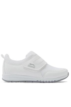 Slazenger ALISON I Sneaker Kadın Ayakkabı Beyaz SA11LK029