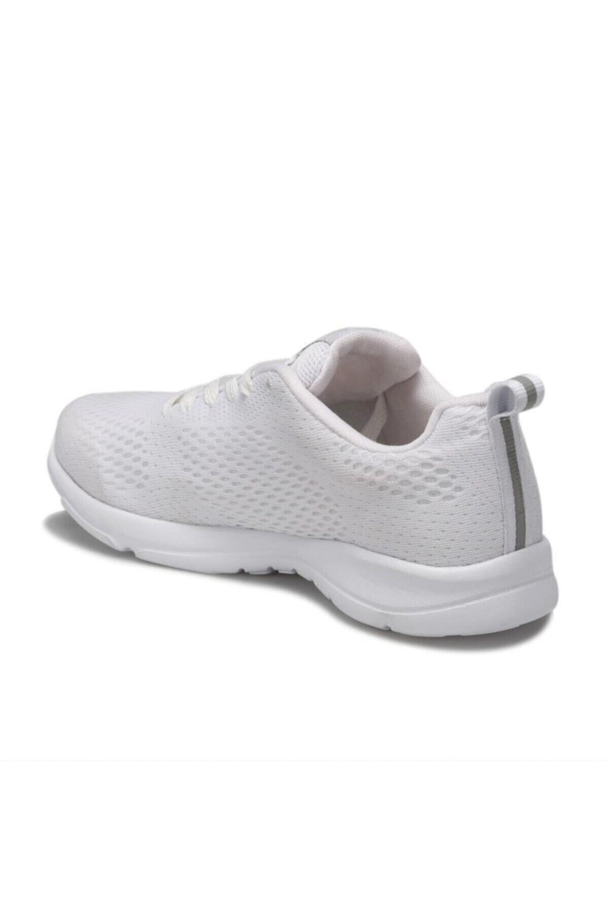 lumberjack 100496879 Agatha Wmn Beyaz Kadın Sneaker Beyaz-39 2