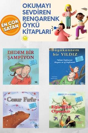 İş Bankası Kültür Yayınları Okul Öncesi Ve 1. Sınıflar Için Rengarenk Öyküler.