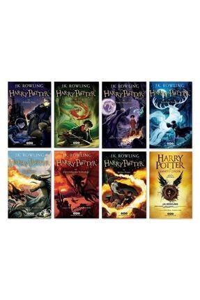 Yapı Kredi Yayınları Harry Potter Set (8 Kitap) - J. K. Rowling