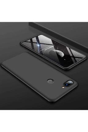 Xiaomi Mi 8 Lite Kılıf 360 Derece Tam Koruma 3 Parça Ays Model