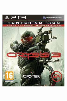 Electronic Arts Ps3 Crysis 3 Hunter Edition Turkce
