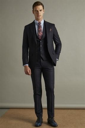 Efor Tk 779 Slim Fit Lacivert Klasik Takım Elbise