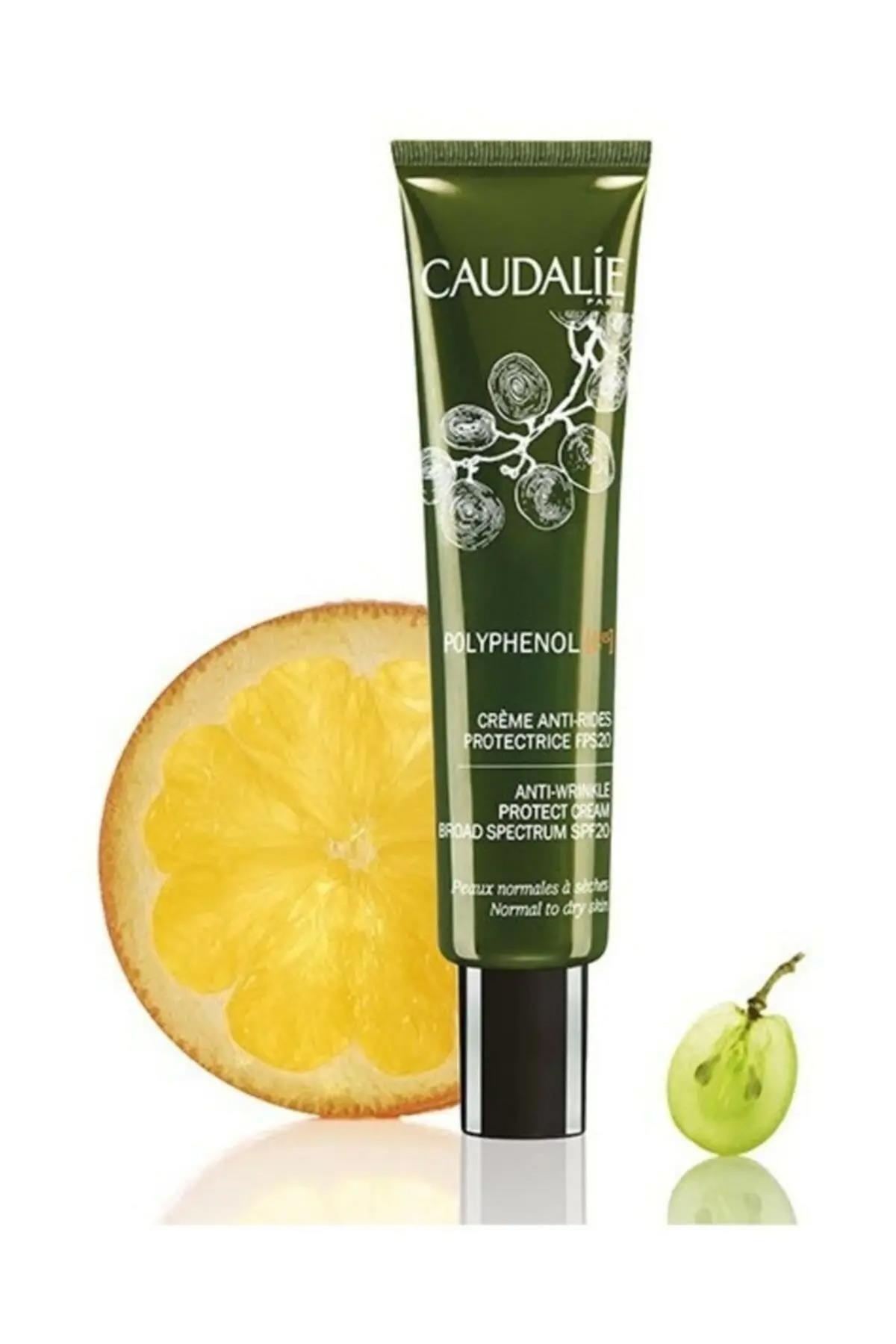 Caudalie Polyphenol C15 Anti Wrinkle Protect Fluid Spf20 40 ml 1