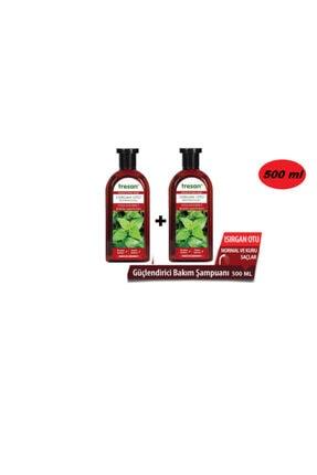 Tresan Normal Ve Kuru Saçlar Isırgan Otlu Şampuan 300 ml  X 2 Adet