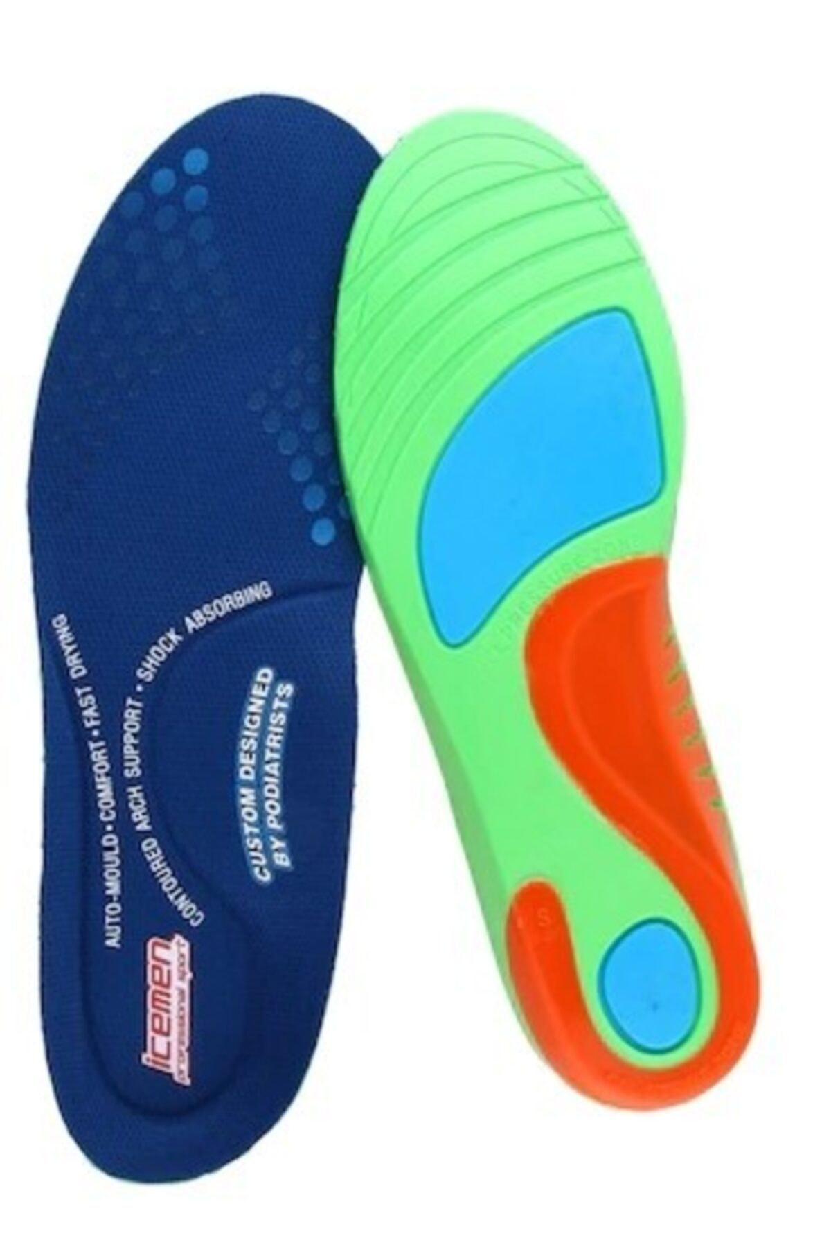 Icemen Full Ortopedik Ayakkabı Tabanlık / Spor Ayakkabı Tabanlığı 1