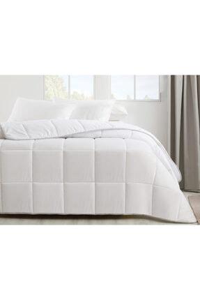 English Home Free Antistress Tek Kişilik Yorgan 155x215 Cm Beyaz