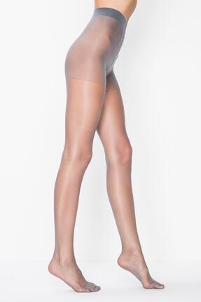 Penti Kadın Antrasit Fit 15 Külotlu Çorap