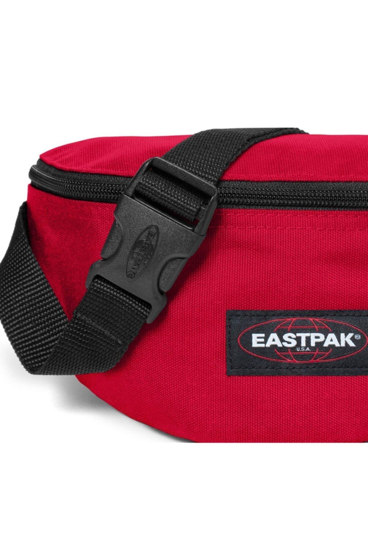 Eastpak Unisex Kırmızı Günlük Bel Çantası 2