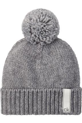 Calvin Klein Kadın Gri Şapka