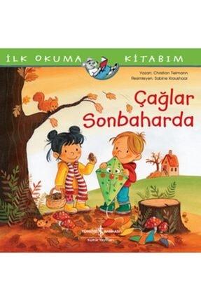 İş Bankası Kültür Yayınları Çağlar Sonbaharda İlk Okuma Kitabım