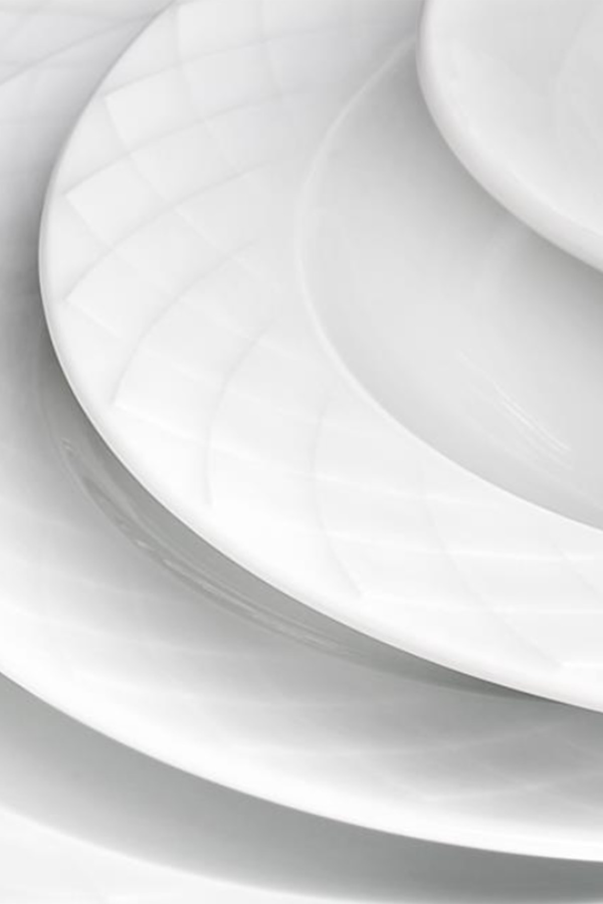 Zem Vague 12 Kişilik 36 Parça Porselen Yemek Takımı 2