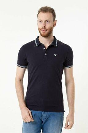 Emporio Armani Erkek Siyah T-shirt