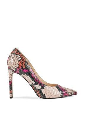 Nine West TATIANA Pembe Kadın Hakiki Deri Topuklu Ayakkabı 100578664