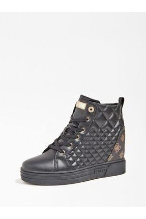 Guess Fase Kadın Sneaker Kahverengi