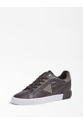 Guess Paysın Kadın Siyah Sneaker
