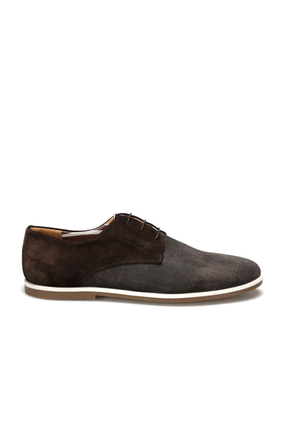 MERCEDES Erkek  Kahverengi Dress Ayakkabı 2