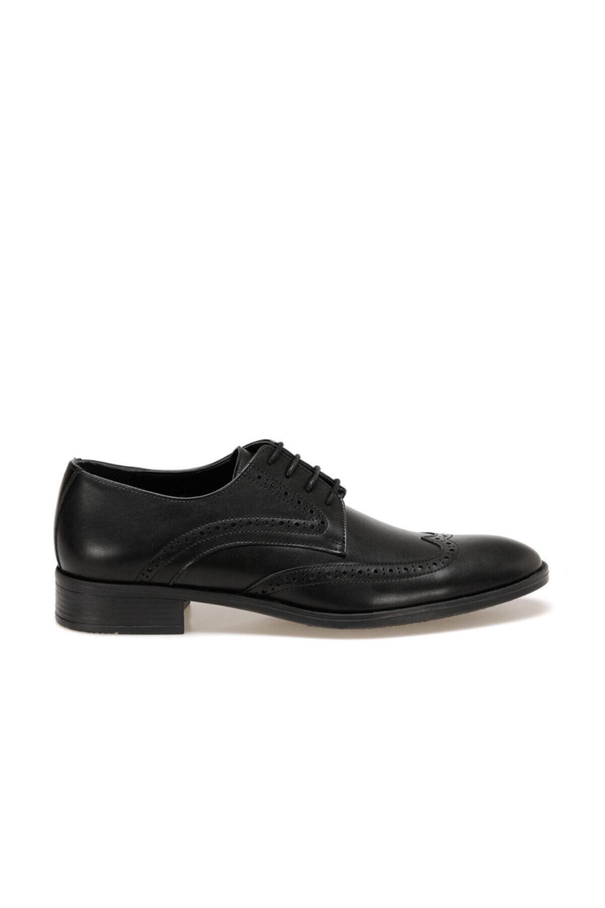 Downtown Erkek Siyah Klasik Ayakkabı 113-5 2