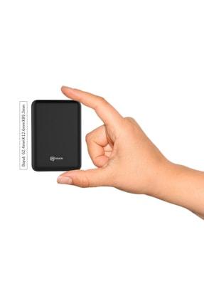 İntouch Intouch 5000mAh Mini Powerbank Siyah