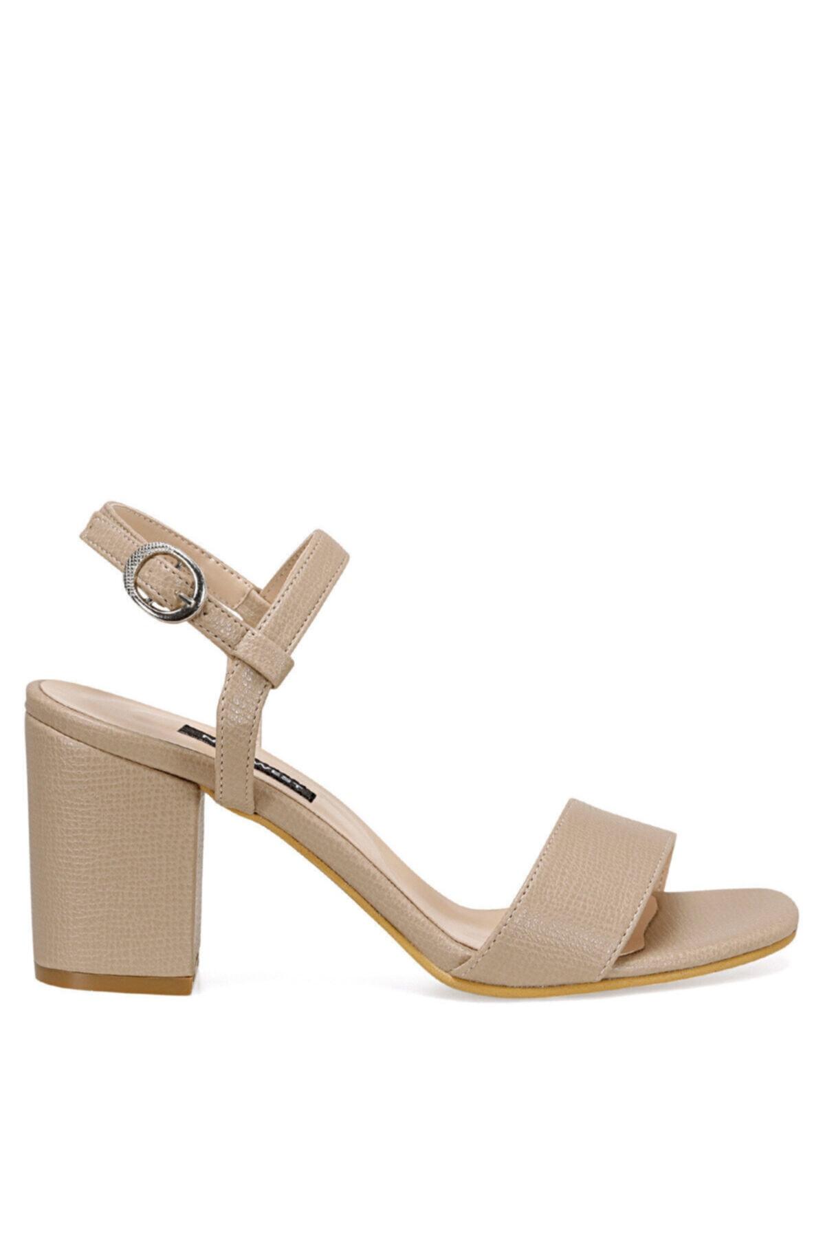 Nine West Ceva Pudra Kadın Sandalet 1