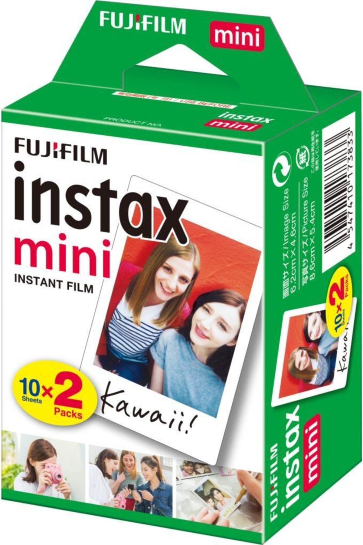 Fujifilm Instax Mini 20'li Film 2