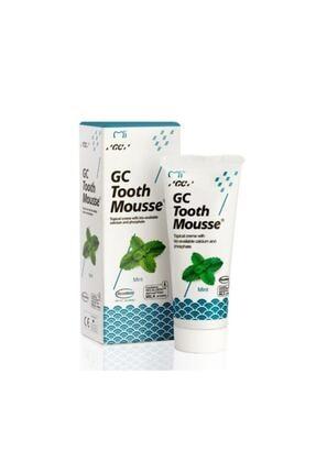 GC Tooth Mousse Nane Aromalı