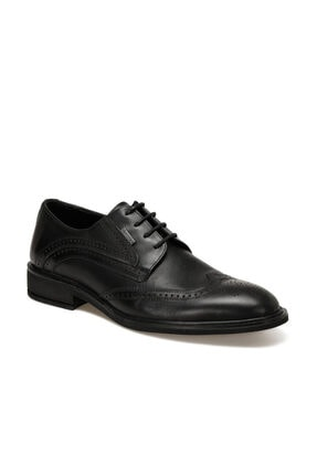 MERCEDES Pato 9pr Siyah Erkek Ayakkabı