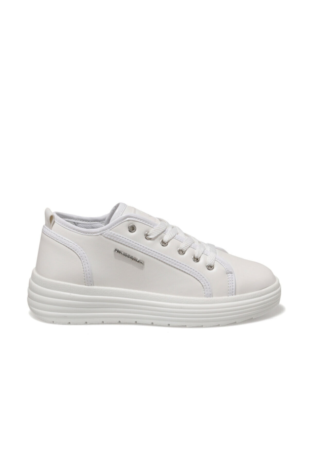 lumberjack BELLERO Beyaz Kadın Sneaker Ayakkabı 100556874 2