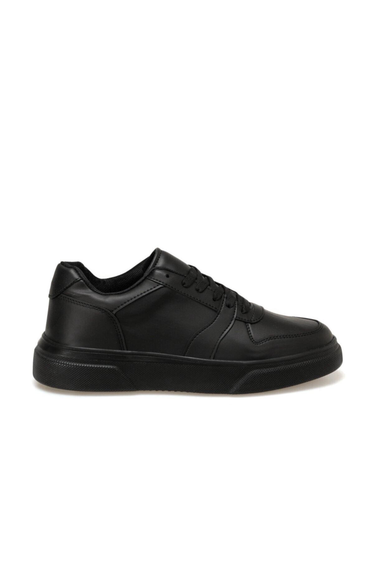 Torex ENZO Siyah Erkek Kalın Taban Sneaker Spor Ayakkabı 100577269 2