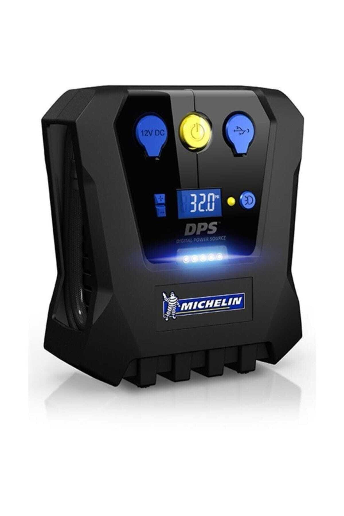 Michelin Mc12266 12volt 120 Psı Dijital Basınç Göstergeli Hava Pompası 1