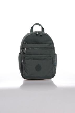 SMART BAGS Kadın Haki Sırt Çantası Smbk3060-0005