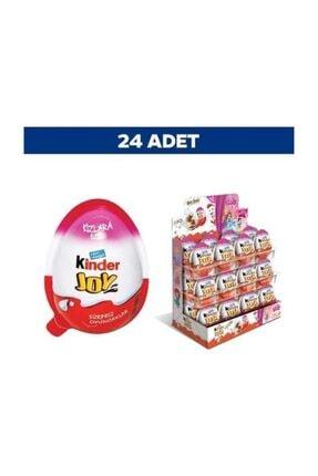 Kinder Joy Süpriz Yumurta Kızlar Için 20 grX 24