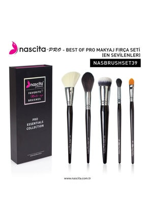 nascita Pro Best Of Makyaj Fırça Seti -39