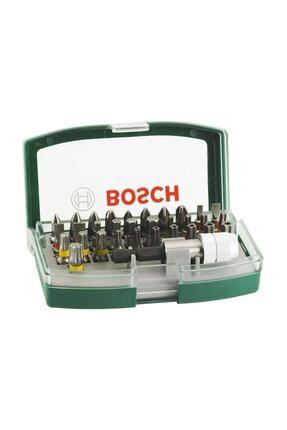 Bosch - 32 Parça Vidalama Aksesuar Seti